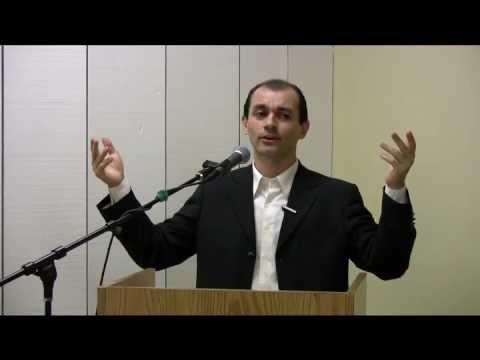 Perda de Pessoas Amadas Palestra Espiritismo com Nazareno Feitosa