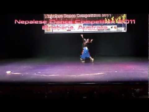 NDC 2011 - Dance by Yubraj Rana and Sandhya Khadka Budhathoki from Sydney