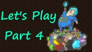 Let's Play Minecraft Big Dig Part 4
