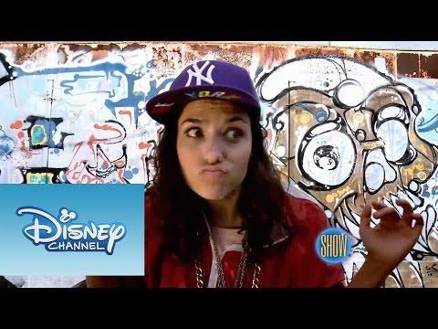 The U-Mix Show: Rap de Piadas com Cande Molfese y Alba Rico