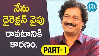 Writer & Director Satish Vegesna Interview Part #1 || Talking Movies With iDream - IDREAMMOVIES