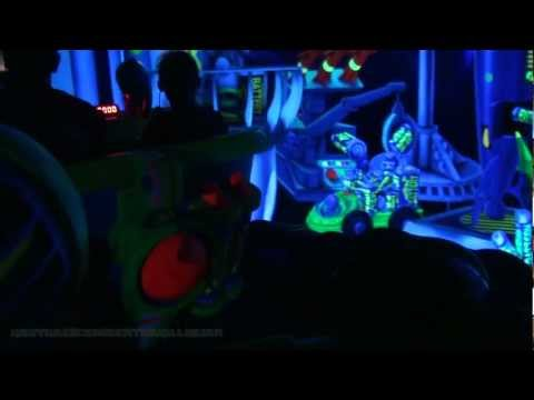 Buzz Lightyears Space Ranger Spin Complete Experience (HD POV) Magic Kingdom WDW