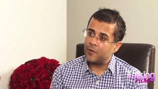 Chetan Bhagat's Exclusive Interview On His New Novel | 2 States | Revolution 2020 - HUNGAMA
