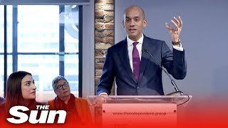Chuka Umunna resigns from Labour - THESUNNEWSPAPER