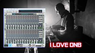 Royalty FreeTechno:I Love DnB