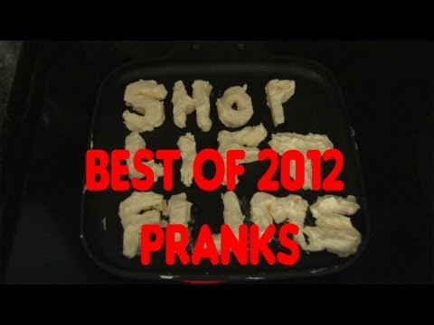 SHOPLIFT FILMS BEST OF 2012 PRANKS