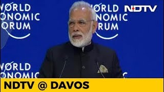 Watch Full: PM Modi Addresses World Leaders, CEOs At Davos - NDTV