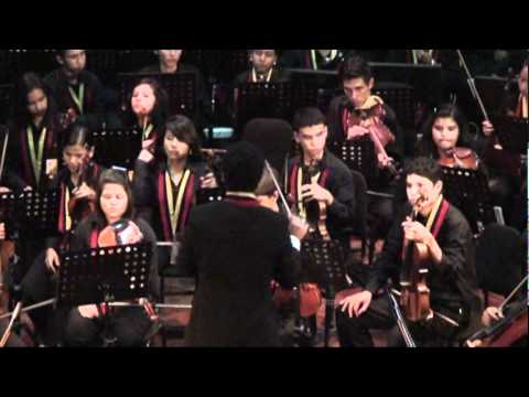 Najmlađi dirigent na svetu