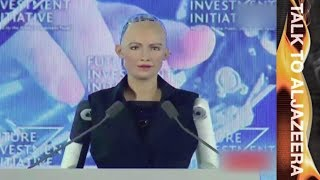 When algorithms discriminate: Robotics, AI and ethics - Talk to Al Jazeera - ALJAZEERAENGLISH