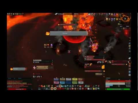 Firelands PTR - Reckoning of Lightninghoof vs. Lord Rhyolith (Full Kill Video)