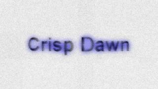 Royalty Free :Crisp Dawn