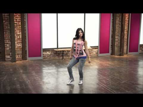 Disney Channel Shake It Up Dance Talents Hip Rock