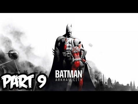 Batman Arkham City Walkthrough Part 9 HD - GIVEAWAY!! - Puffin Zero! (Xbox 360/PS3/PC Gameplay)