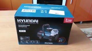 Автомобильный компрессор Hyundai HY45.