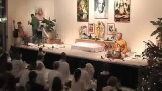 Yoga Vidya Satsang zu Heiligabend 2012 - Teil 1