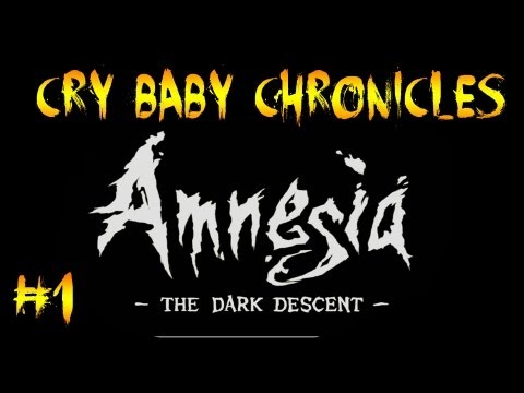 Amnesia Playthrough Ep.1 GUNNS4HIRE