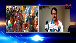 Malkajgiri TJS Candidate Kapilavai Dileep Kumar | Election Campaign | CVR News - CVRNEWSOFFICIAL