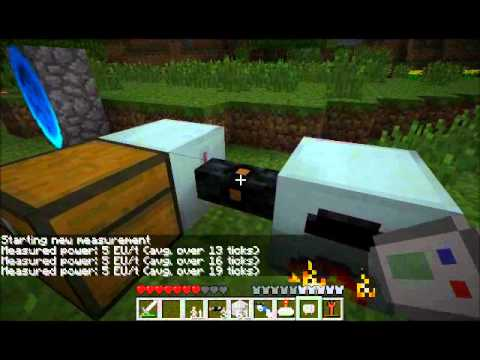 Direwolf20 s Minecraft Lets Play Episode6 Industrial Craft 2 Equivalent Exchange BuildCraft