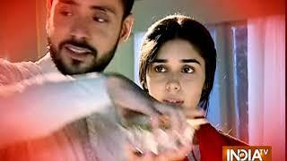 Ishq Subhan Allah: Kabir and Zara share romantic moments in hospital - INDIATV