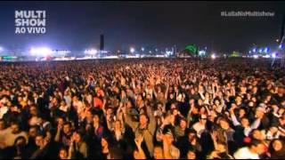 Queens of the Stone Age - My God is the Sun (Live at Lollapalooza Brazilia)