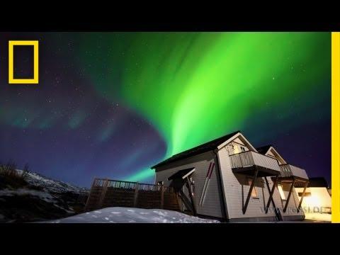 Spektakularno: Aurora borealis
