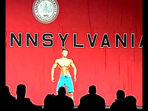 2014 CALIFORNIA UNIVERSITY BODYBUILDING COMPETITION