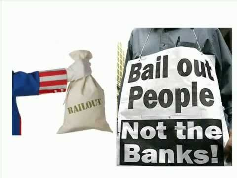 Global Economic/Dollar Collapse-How to profit during the recession and create financial bailout plan