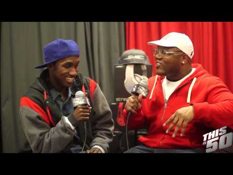"Hopsin Talks Suicidal Tweets, ""Knock Madness"" & More"