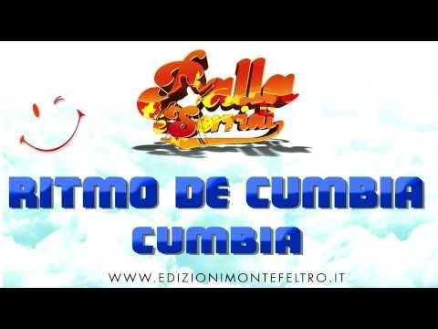 RITMO DE CUMBIA - CUMBIA PER FISA CON CORI - BALLA E SORRIDI Vol.1 -  ballo di gruppo