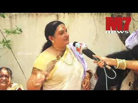 manka mahesh talk to m7news - Attukal Pongala 2014