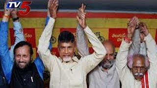 TDP - BJP Alliance continues in seemandhra - TV5NEWSCHANNEL