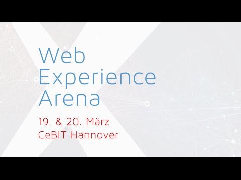 #cebitwxa Interview mit Florian Grebe, CoreMedia