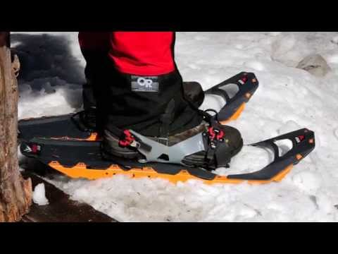 MSR Snowshoes: HyperLink™ Binding Overview