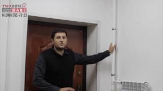 Система отопления с естественнои циркуляциеи без насоса и электричества