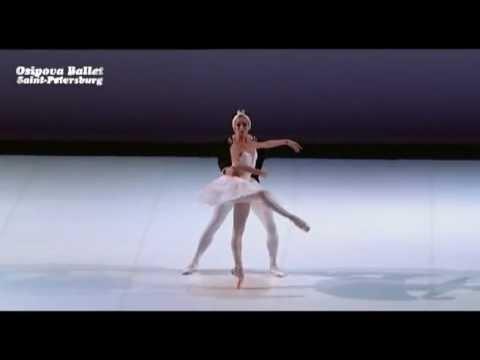 Grand Gala avec les Etoiles de Ballets Russes, Pas de deux Ekaterina Osmolkina et Kirill Myasnikov