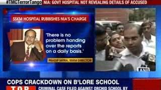 NIA's explosive charge against Mamata government - NEWSXLIVE