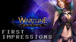 Wartune Gamplay | First Impressions HD