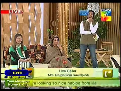 Jago Pakistan Jago , Full , 14th April 2014 , With Fahad , Morning Show , Hum Tv