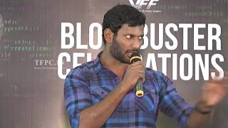 Abhimanyudu Movie Success Meet |  Vishal, Arjun, Samantha | TFPC - TFPC