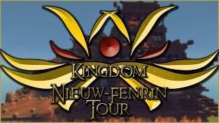 Thumbnail van KUJIRA & INVITE! - THE KINGDOM NIEUW-FENRIN TOUR #2
