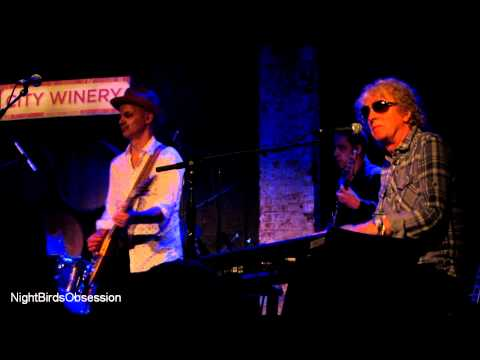 IAN HUNTER & the Rant Band - All American Alien Boy - City Winery NYC 9.9.2011