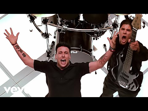 Teledysk Papa Roach - Last Resort (Squeaky-clean Version)
