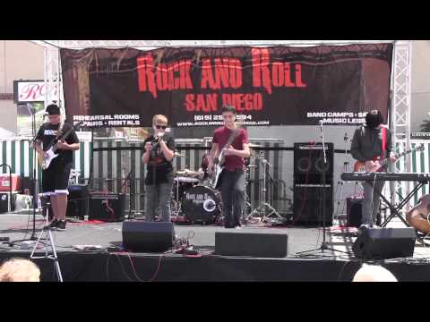 Schools Out  performed by Rock And Roll San Diego Students