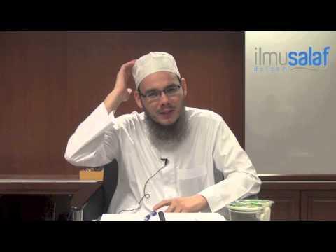Ustaz Idris Sulaiman - Wudhu' : Membasuh Kedua Telinga