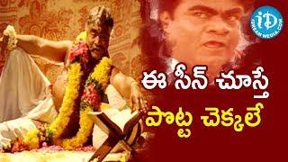 ఈ సీన్ చూస్తే పొట్ట చెక్కలే - Babu Mohan - Brahmanandam Hilarious Comedy Scene || iDream Movies - IDREAMMOVIES