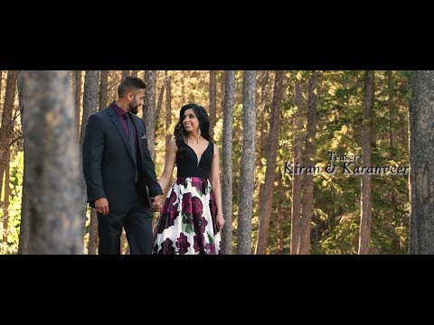 Video | Karanveer & Kiran/4k/Teaser/Alpha Video & Photography/Calgary/Banff/Edmonton