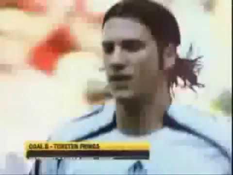 Os 10 Gols Mais Bonitos da Copa de 2006 e os Gols mais ''Cagados'' da história do futebol!