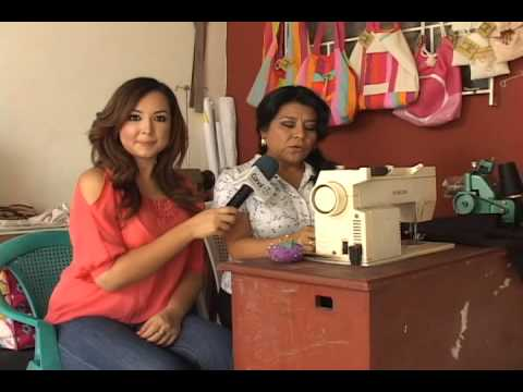 Reportaje Lorena Bolsos de tela