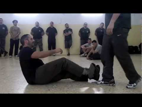 Systema Miami Seminar in Argentina - Russian Martial Art by Vladimir Vasiliev and Mikhail Ryabko