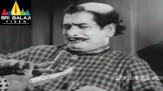 Alibaba 40 Dongalu Movie Kaikala and Ramalingaiah Comedy || NTR, Jaya Lalitha - SRIBALAJIMOVIES